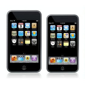 Apple iPod touch 8 GB (2nd Generation)