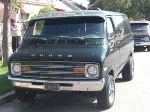 Vandoleros, Van Club: Cool Van for sale on Craigslist