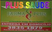 PLUS SAUDE E FARMA PLUS