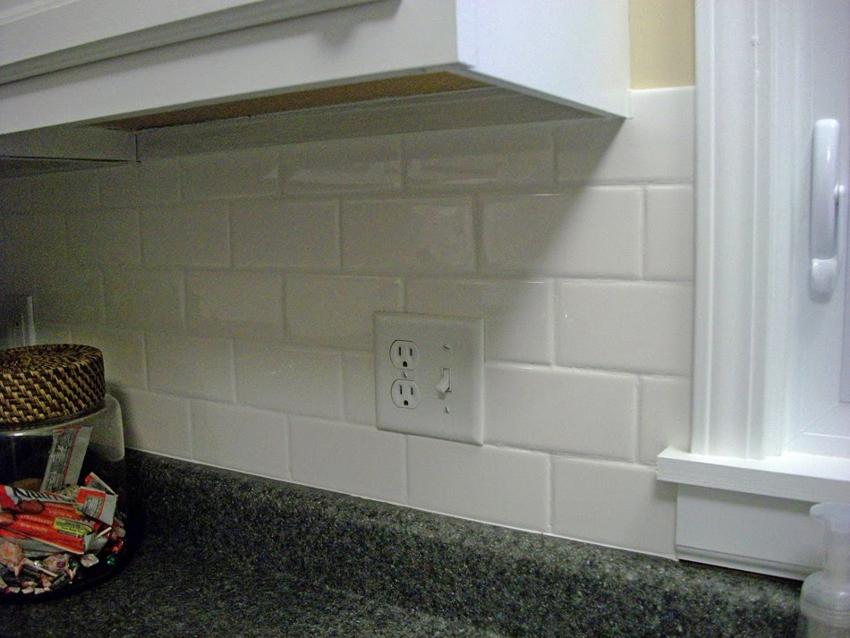 2 different types of backsplash tile trend home design