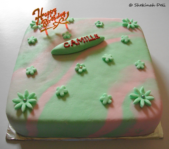 Cake Time Cakes By Camille