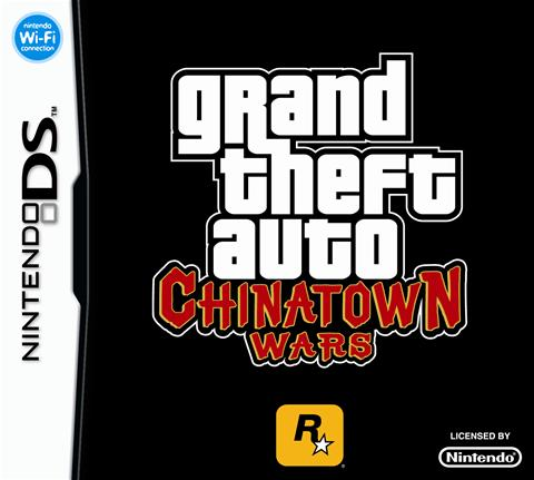 Download BAIXAR GAME Grand Theft Auto: Chinatown Wars   DS