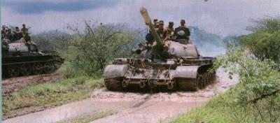 T-54/55 acorazados del pasado - Tanques
