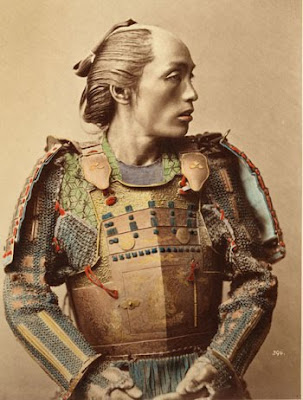 Historia de la espada japonesa, la Katana