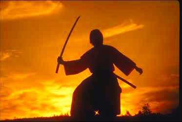 El Samurai y su uso del Bushido