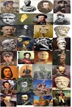 Personajes que hicieron historia.