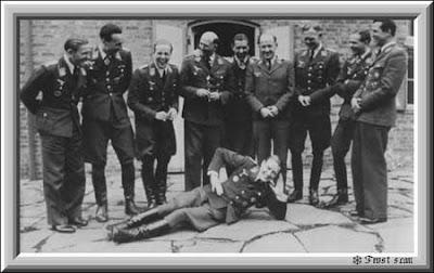 Los cazas nocturnos de la Luftwaffe, las Aguilas de Hitler