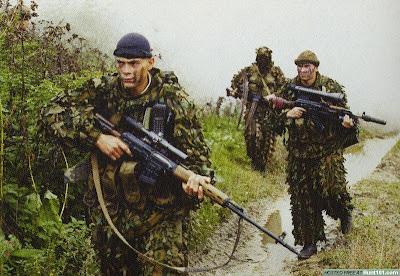 Las operaciones de las Fuerzas Especiales