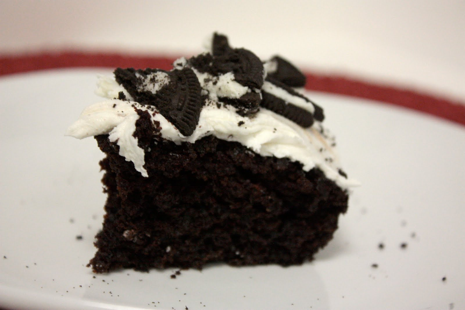 how to make oreo cake in oven
