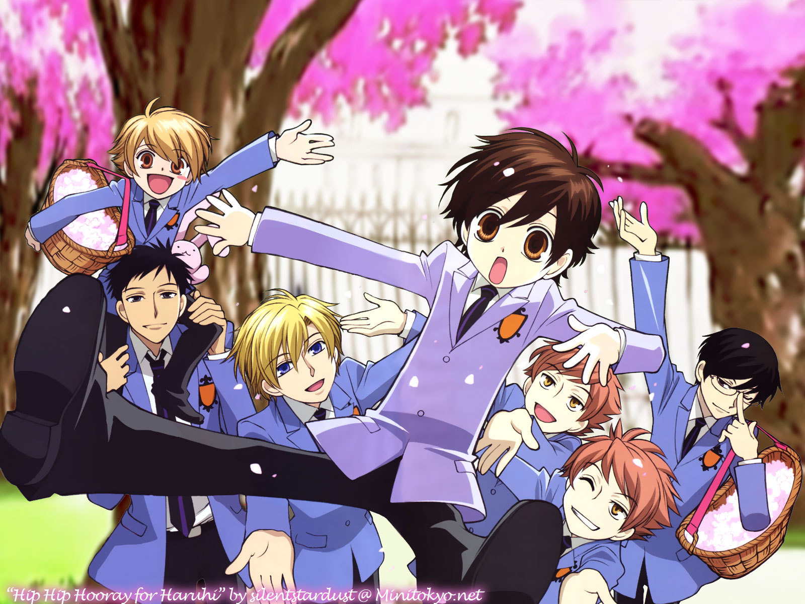 Host-Club-ouran-high-school-host-club-2812180-1600-1200 jpgOuran Highschool Host Club Honey And Haruhi