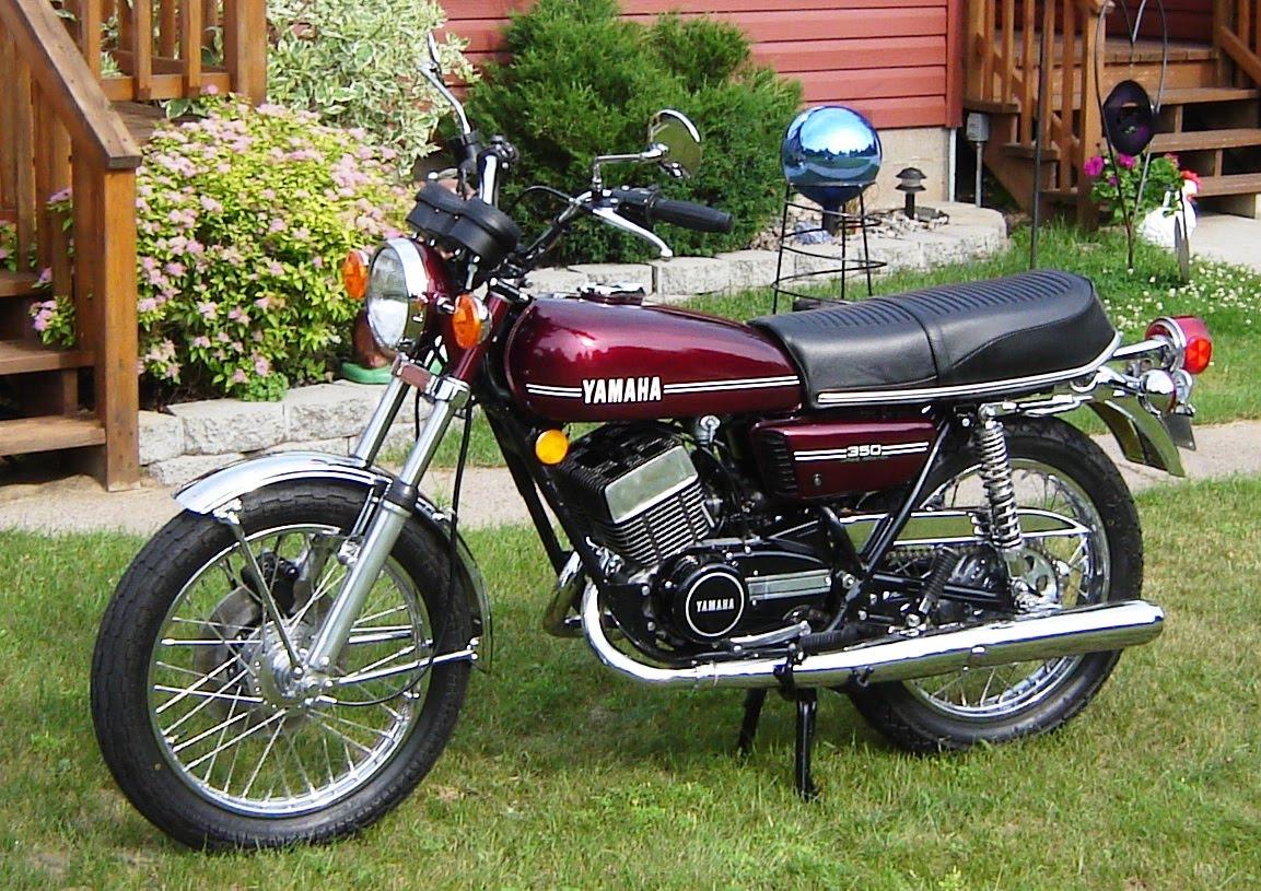 yamaha rd 350cc ForYamaha 350cc Motorcycles