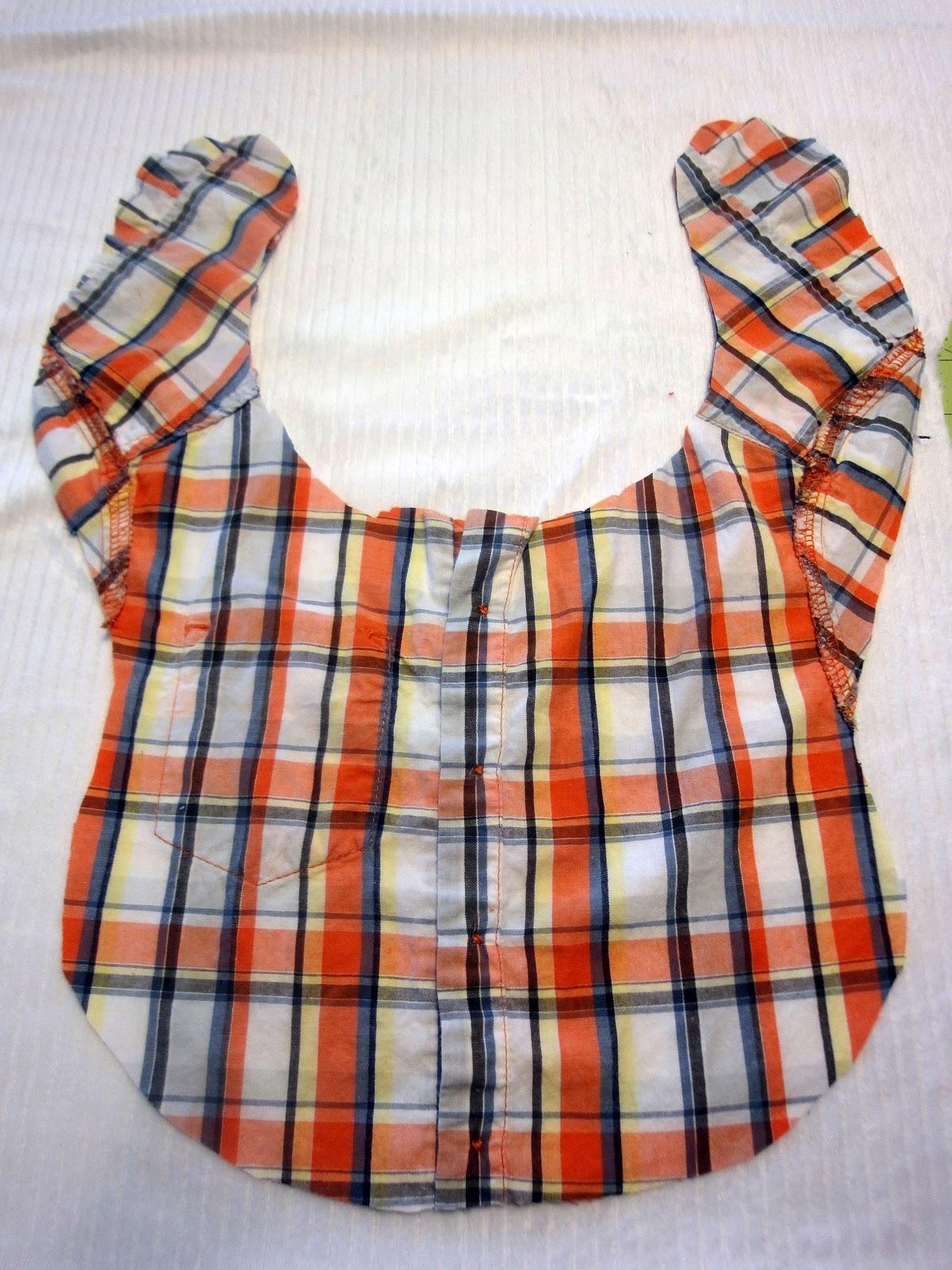 Baby Week Shirt Bib