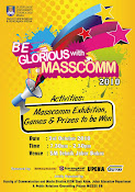 BE GLORIOUS WITH MASSCOMM