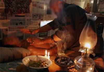SKUDAI – Terpedaya dengan permintaan bomoh muda yang baru dikenali
