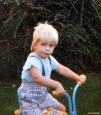 robert pattinson baby photo