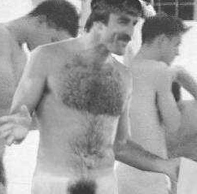 Tom Selleck Naked
