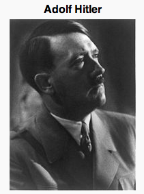 reign of hitler essay One reason that the whole nation of germany came together under hitler was because he was able to recover and increase germany's economy during his reign.