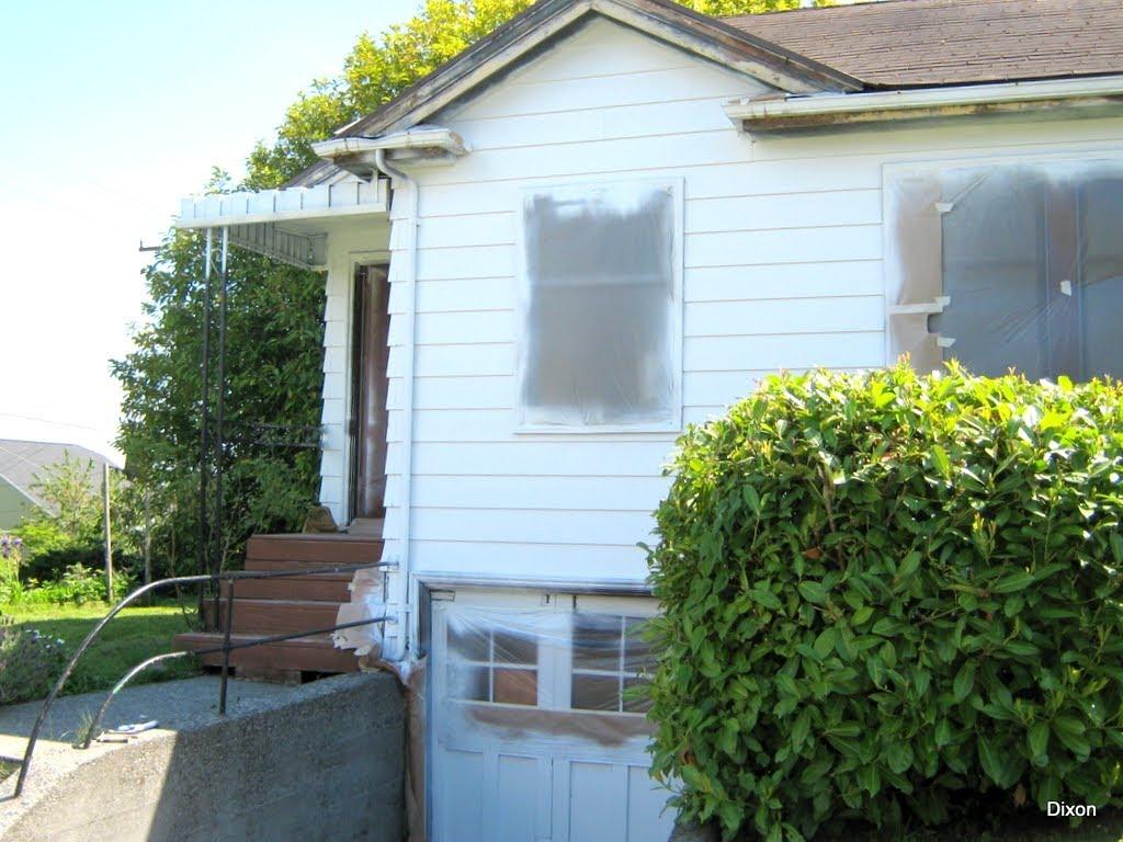 Asset Renovation Maintenance Inc Exterior House Paint Before After Photos