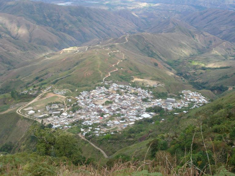 PANORAMICA CABECERA MUNICIPAL