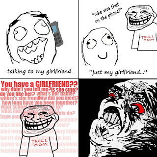 fffffuuuuu, ffffuuuu, fffuuu, phone rings mom trollface, rage comic