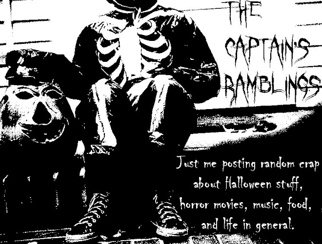 The Captain's Ramblings