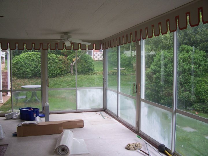Selections: Sunroom Windows And Doors