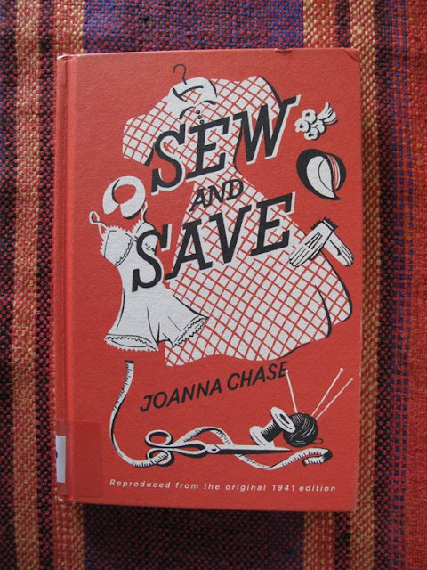 Sew and Save book