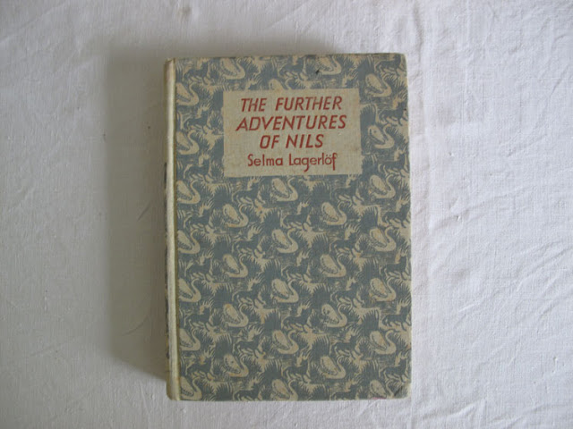 Further Adventure of Nils book