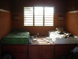 My room at Ak'bol