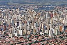 Skyline of Campinas