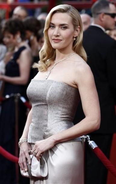 kate winslet 2010s. Kate Winslet Oscar 2010 Red
