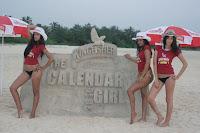 Kingfisher Calendar girls