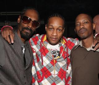Terrace Martin – Bounce Rock Skate ft DJ Quik, Snoop Dogg & Kurupt (Video)
