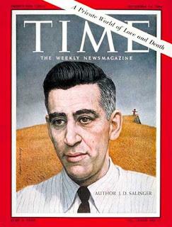 Times cover j.d.Salinger 1961