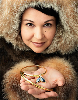Jewelry Ad photographed by Philadelphia Jewelry Photographer Richard Quindry