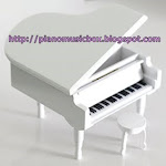 Grand piano music box $99