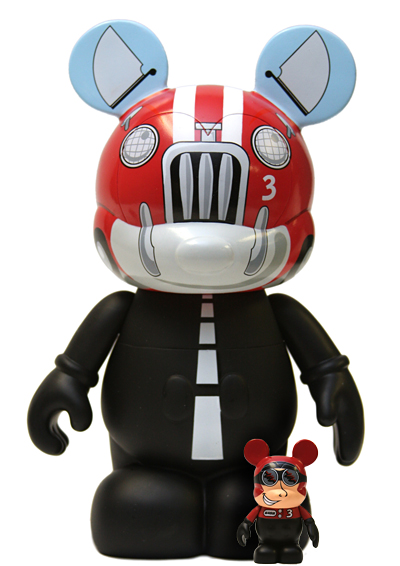 Star Wars Vinylmation Figures. on the figures ear which
