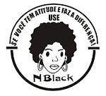 Logomarca da N Black