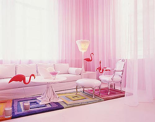 2011 Valentine Interior Decoration Ideas For Girls Apartment