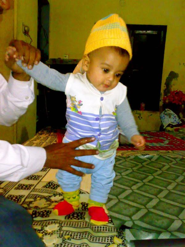 Haaris @ 4 Months
