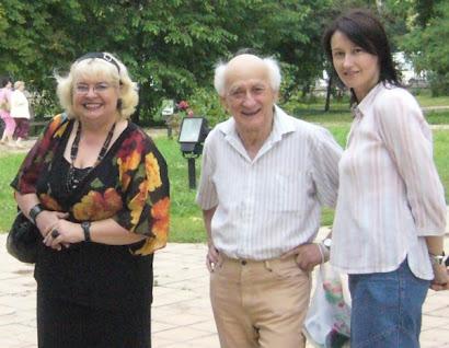 Lansare biografie la Galati, iulie 2008