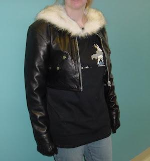 AbbyShot Final Fantasy 8 Squall Jacket Front