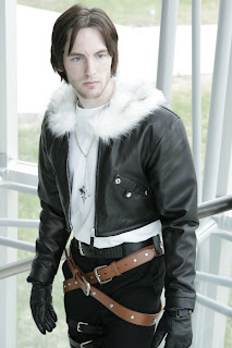 AbbyShot Clothiers' Squall Jacket, Inspired by Final Fantasy 8