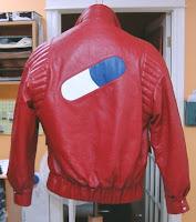 Kaneda Jacket from Akira, Back View