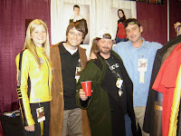Silent Bob in the AbbyShot booth