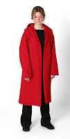 AbbyShot Elric Coat - Front View