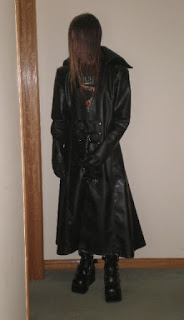 Sephiroth Coat, Worn by AbbyShot Customer Murray
