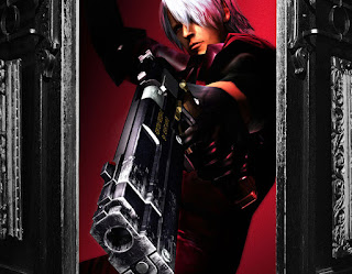 Dante from Devil May Cry: Demon hunter and wearer of awesome long trench coats.