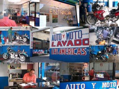 Auto y Moto Lavado Las Americas - Merida