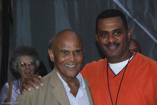 Boze w/ Harry Belafonte